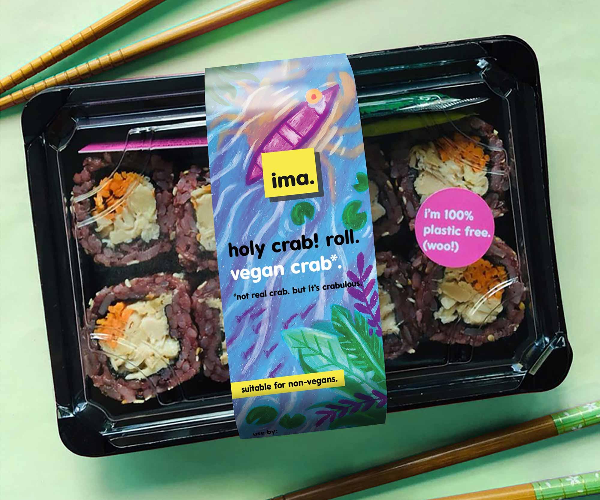 Ima Sushi - Hello Crab
